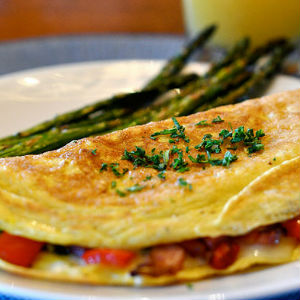 omellete to go